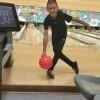 Hickam Bowling Center- JB Pearl Harbor- Hickam-pink ball