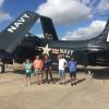 Military Life Skills Education Programs-NAS Oceana-jet fighter