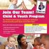 Child and Youth Program Flyer in Osan, South Korea