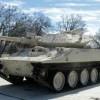 Fort Hunter Liggett-tank
