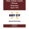 School Liaison Officer- NSA Bethesda booklet