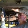 Repairing the Car in Kentucky, Fort Campbell