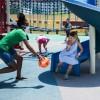 Playground in Rota, Spain