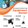 Equipment Rental in New London, Connecticut