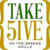 Take 5ive Logo in San Diego, California