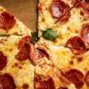 Pizza in Rota, Spain