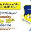 College Seminar in Illinois, Scott AFB