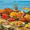 's Waikiki-buffet