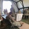 San Juan Army National Guard-soldiers