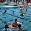 Olympic Aquatic Center- NB Bremerton- Kitsap- beach ball
