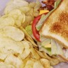 Sandwich and Potato Chips in Kentucky, Fort Campbell