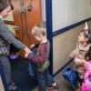Child Development Homes NAS Oceana - chikdren in line