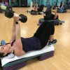 Lying Down Arm Workout in Kentucky, Fort Campbell
