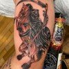 Horse Tattoo in Bremerton, Washington