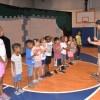 Children at Basketball Area in Jacksonville, Florida