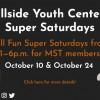 Hillside Youth Saturday Halloween Fun Banner in Tacoma, Washington State