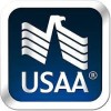 USAA BANKING & ATMS- NSA SARATOGA SPRINGS- logo