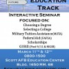 Seminar Flyer in Illinois, Scott AFB