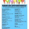 Opportunity to Volunteer Flyer in Kentucky, Fort Campbell