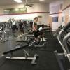 Man Exercising in Texas, San Antonio