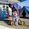 Child care playground