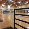 Gym-Dam Neck basket ball