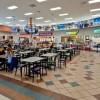 Eielson AFB Food Court in Alaska