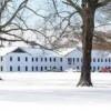 USAG Pine Bluff Arsenal- snow