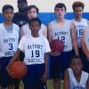 Mayport Basketball Team in Jacksonville, Florida