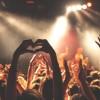 Party Fans Raised their Hands in El Paso, Texas
