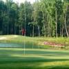 Aeropines Golf Course-NAS Oceana-red flag