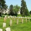 Cemetery in Annapolis, U.S