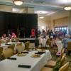 Conference Day in Wahiawa, Hawaii