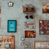coffee wall design