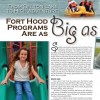 Magazine Pages in Texas, Fort Hood