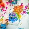 Art Lesson in Rota, Spain