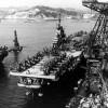 Back in the days US Fleet 1952 in Yokosuka