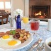The Springwater Bed and Breakfast-eggs