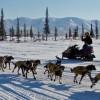 Iditarod National Historic Trail-1 in Alaska