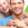 Couples Beautiful Smiles in Tacoma, Washington State