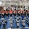 Warmer Fitness in Illinois, Scott AFB