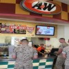 A&W Restaurant in Pensacola, Florida