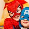 School Age Care-NAS Oceana spiderman