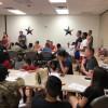 People Attending Seminar in Texas, Fort Hood