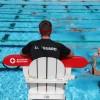 Indoor Pool-Dam Neck lifeguard
