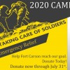 Campaign Fundraising Thermometer Banner in Colorado, Colorado Springs