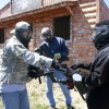 Paintball Base in Texas, Fort Hood