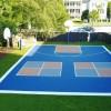 Basketball Court in Jacksonville, Florida