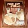 Fish Fry Fridays in Texas, Fort Hood