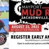 mud run in Jackosnville, Florida